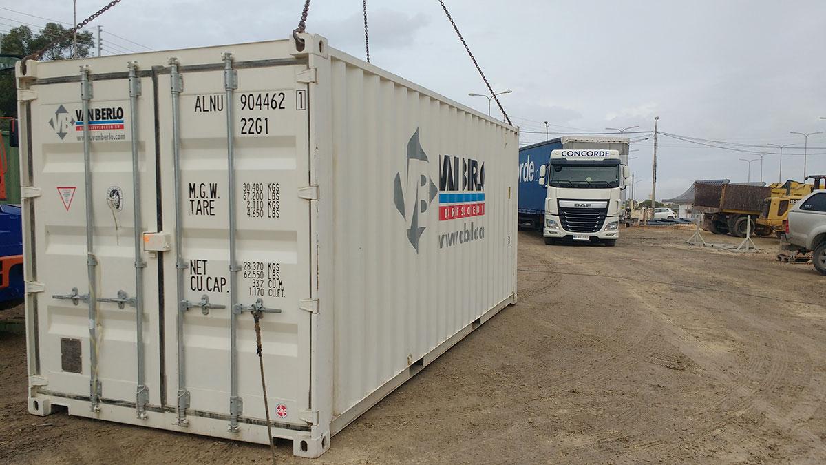WEL handles urgent return project from Malta